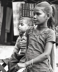 Children of India (Michael Zahra) Tags: poverty street india kids children poor dirty