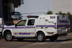 Queensland Police (desertphotoman) Tags: australia queensland milton