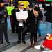 No Ala Reforma NYC Protest