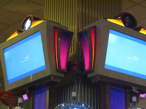 Casinos using Windows XP in 2012