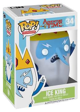 Funko - 『探險活寶』Adventure Time POP! Vinyl