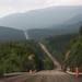 Route 389 et Monts Groulx