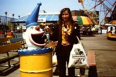 NYC April 1980 pic194 (streamer020nl) Tags: new york nyc newyork brooklyn coneyisland island fair louise lunapark coney 1980 1000 240480 24apr1980