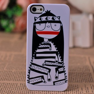 Marc by Marc Jacobs iphone 5 Case Ugly Girl White −− Priced: $21.99