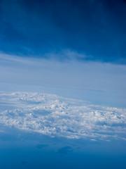 PhoTones Works #2151 (TAKUMA KIMURA) Tags: blue sea sky japan clouds airplane air     omd kimura  takuma     em5 photones