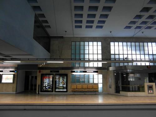 Bahnhof Lissabon Santa Apolónia