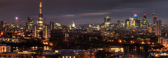 London, United Kingdom / Panorama (Niels Photography) Tags: street city uk bridge urban panorama london tower st skyline architecture night canon buildings point photography eos rebel lights big construction view skyscrapers britain district united hill greenwich great under central perspective creative kingdom pauls panoramic flats londres gb cbd tall 20 citycenter shard gherkin 42 f28 bishopsgate highrises vantage londen leadenhall 70200mm fenchurch 500d walkie talkie t1i nielskristianphotography