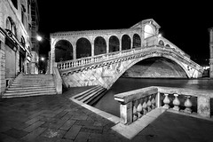 Notturno Veneziano - Ponte di Rialto (carlo tardani) Tags: venice blackandwhite bw venezia bianconero rialto canalgrande pontedirialto frameit nikond700 notturnoveneziano bestcapturesaoi magicunicornverybest elitegalleryaoi mygearandme mygearandmepremium mygearandmebronze mygearandmesilver mygearandmegold mygearandmeplatinum mygearandmediamond flickrsfinestimages2 rememberthatmomentlevel3 bestevercompetitiongroup vigilantphotographersunite vpu2 vpu3 vpu4 vpu5 vpu6 vpu7 vpu8 vpu9 aprile2013challengewinnercontest frameitlevel3 frameitlevel2 frameitlevel4 frameitlevel5 frameitlevel6 frameitlevel7 frameitlevel8