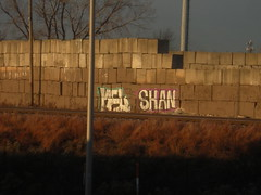 KEL & SHAN (Billy Danze.) Tags: chicago graffiti shan xtc kel j4f