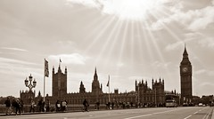 Shine On! (leszee) Tags: shine on palace westminster pentax pentaxk5 sepia shineon palaceofwestminster westminsterbridge cityoflondon uk houses parliament housesofparliament westminsterpalace the big ben thebigben time clock bigben clocktower gothicrevival gothic revival architecture victorian victoriangothic unitedkingdom parliamentoftheunitedkingdom houseoflords houseofpeers thelords lordsspiritualandtemporal houseofcommonsoftheunitedkingdom houseofcommons bridge thames river riverthames thamesriver pentaxdslr