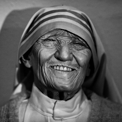 Mother Theresa, Grand Prairie Texas, 2011