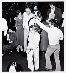 Dancing at the 1979 CSH Symposium (CSHL Archives) Tags: dancing cshl jamesdwatson cshsymposium