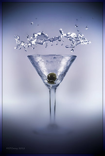 Unlike the legendary James Bond, there's a limit to how many martinis a real man can consume without doing serious damage to himself., From ImagesAttr