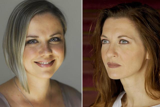 Sofia Fomina and Patrizia Ciofi