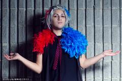 charlotte gijinka (Diz Zy ) Tags: italy europe italia cosplay charlotte f come dizzy madoka magi magica fumetto puella gijinka dizymonogatari supefumettopoli