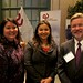 Pictured left to right is Arctic Slope Regional Corporation senior vice president of external affairs Tara Sweeney, Navajo Nation Washington Office executive director Clara Pratte, and U.S. Chamber of Commerce's senior vice president for Congressional and Public Affairs Rolf Lundberg at the inaugural Native American Enterprise Initiative at the U.S. Chamber of Commerce. The Chamber launched the Initiative on Nov. 29. The purpose of the Initiative is to promote the interests and agenda of tribes and tribal entrepreneurs. The Navajo Nation is an official member of the Initiative. Dec. 3, 2012. Photo by Jared King / Navajo Nation Washington Office.