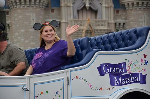 Parade Grand Marshal