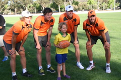 2012 Ainslie GWS Giants Community Camp
