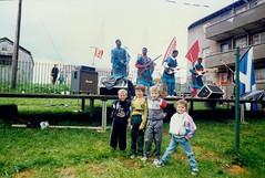 Image titled Back Court Concert Cranhill 1990s