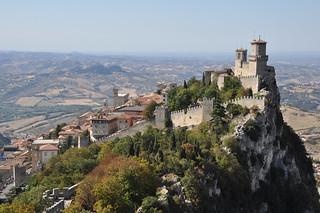 Cartolina da San Marino