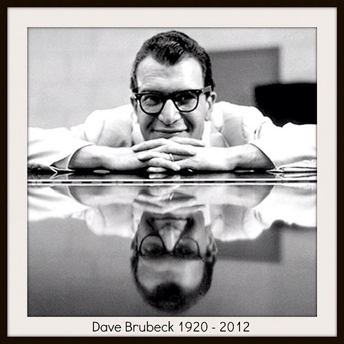 We don't know the power that's within our own bodies. Dave Brubeck 1920 -2012