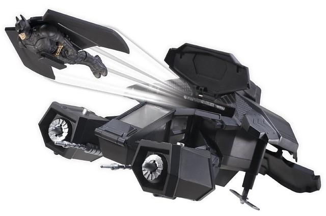 【劇透慎入】一款玩具揭露了「蝙蝠俠」是如何逃出蝙蝠戰機