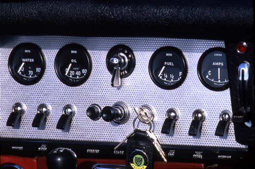 E-type Series 1 Dashboard