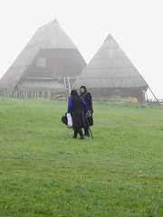 Radiša Živković - Social network (Radisa Zivkovic) Tags: life old people woman mist mountain green fog rural nikon europe candid serbia age authentic srbija kamenagora