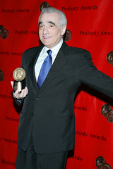 Martin Scorsese (Peabody Awards) Tags: usa ny newyork award martinscorsese gesture