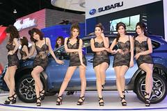 IG9C5957 (tony8888) Tags: car race thailand model pretty expo bangkok queen impact motor 2012 pretties