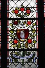 St.-Jan Berchmans-parochiekerk (Karel Somers) Tags: mechelen erfgoed glasramen bouwkundigerfgoed