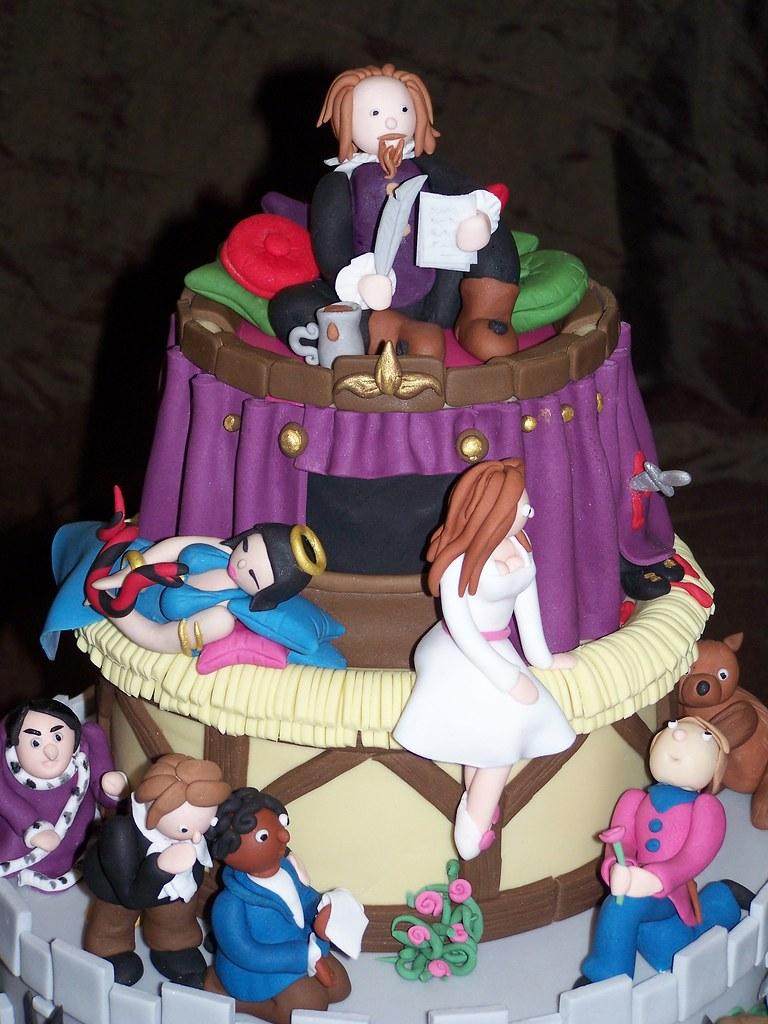 Resultado de imagen de hamlet cake