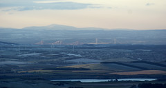 The Forth Bridges and Tinto from East Lomond in Fife (Benvironment's Photos) Tags: scotland edinburgh fife hills tinto forthbridges lomondhills