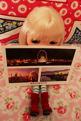 252/365 Postycard surprise!