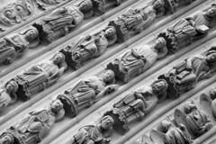 Notre Dame de Paris (richardr) Tags: old city paris france building heritage history church architecture french geotagged europe european ledefrance cathedral gothic saints medieval historic notredame angels histoire portal btiment eglise europeanunion notredamedeparis parisian francais vieille notredamecathedral gothicarchitecture historique ledelacit parisien medievalarchitecture europenne unioneuropenne ourladyofparis 4tharrondissement geo:lat=4885320561600463 geo:lon=2349255681037903