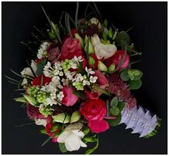 Mixed spring colours (Appassionataflo) Tags: wedding bridal doonbeg