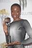 Danai Gurira 17th Annual Satellite Awards held at InterContinental Los Angeles