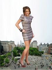 Giantess super Miley (120) (sonny_vanderheijden) Tags: super giantess miley