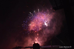 (whoisbejarano) Tags: galapagos aficionado lights ecuador fireworks pirotecnia