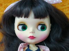 Blythe (dean.dromos) Tags: blythe blythedoll doll dollphoto dollphotograph dolleyes