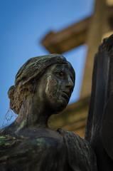 Cementerio de la Recoleta (Ger Olivera) Tags: argentina buenosaires cementerio escultura muerte estatua cripta marmol mausoleo hierro cementeriodelarecoleta