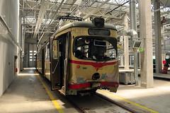 Dwag GT8 #700 MPK Pozna (3x105Na) Tags: dwag gt8 700 mpk pozna mpkpozna polen polska poland tramwaj tram strassenbahn wypadek unfall zajezdnia franowo zajezdniafranowo
