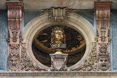 Detail @ Palais Garnier/Opera Garnier (Rick & Bart) Tags: paris france city urban rickvink rickbart canon eos70d palaisgarnier operagarnier sculpture historic gnneniyisi thebestofday