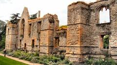 Southwell Minster (John McLinden) Tags: southwell minster southwellminster nottinghamshire building architecture ruins masonry stonework palace bishopspalace