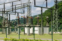 Hydro-electric plant SEO (sillie_R) Tags: hydroelectric hydroelectricplant luxembourg luxemburg vianden stolzembourg diekirch