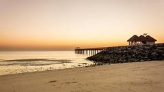 """Life upto...''(Bridge) (faisy5c) Tags: sunrise bridge beautiful beauty beach seaside colours outdoors nikon d7100 nikond7100 nikonafs18105mmvr faisy5c 5ccha"