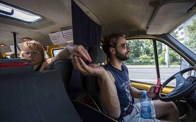 Как ездят на автобусе