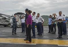 160811-N-KR961-038 (SurfaceWarriors) Tags: boxarg13meu16 ussboxerlhd4 amphibiousreadygroup 13thmarineexpeditionaryunit 13thmeu usmarines usnavy cpr1 us7thfleet maritimemalaysia malaysia