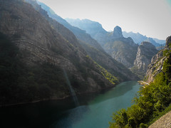 Train ride to Mostar, Bosnia & Herzegovina