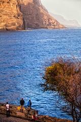 Early Morning Light (galvanol) Tags: atlantic caboverde capeverde pontadosol santoantao santoanto cliffs coast colors galvanol island morning seaside